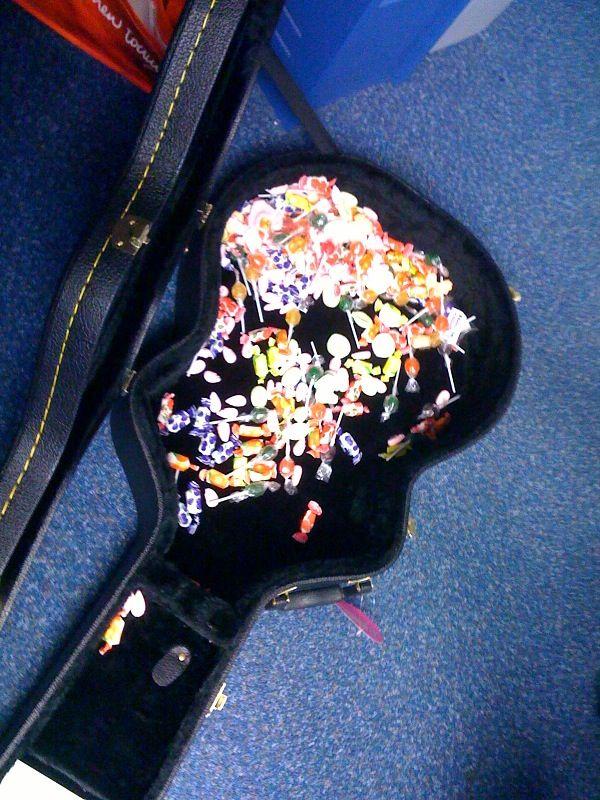Guitar sweets